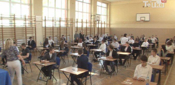 sześciuset jedenastu tczewskich gimnazjalistów przystąpiło do testów