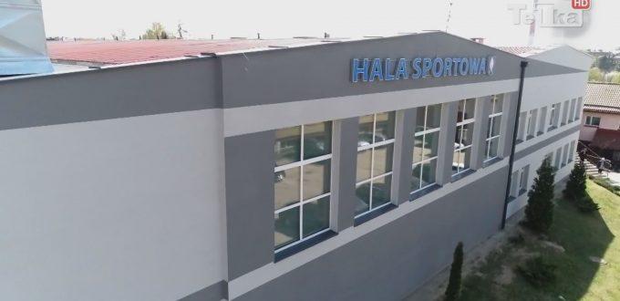hala sportowa w Pelplinie