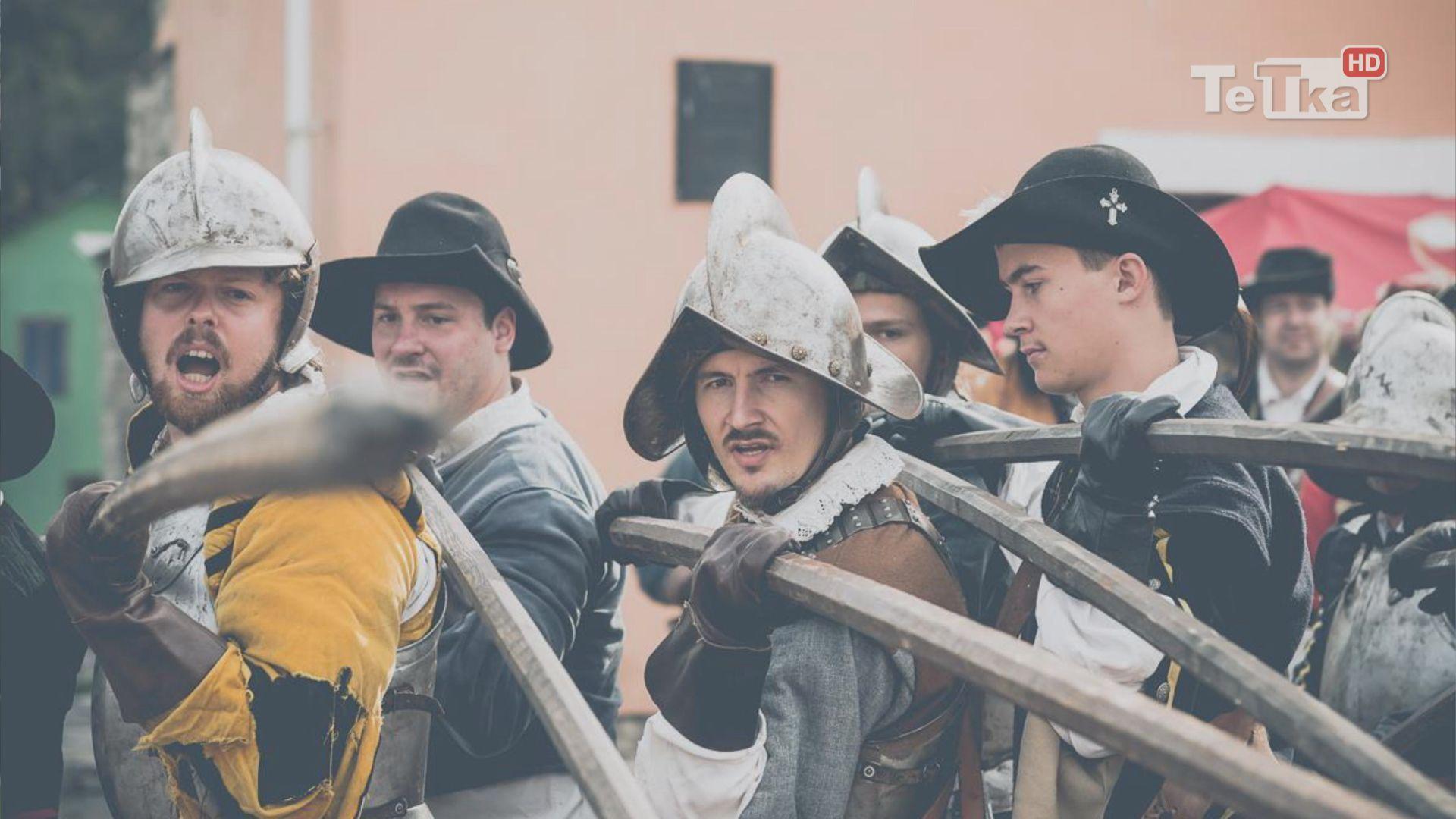 bitwa ze Szwedami
