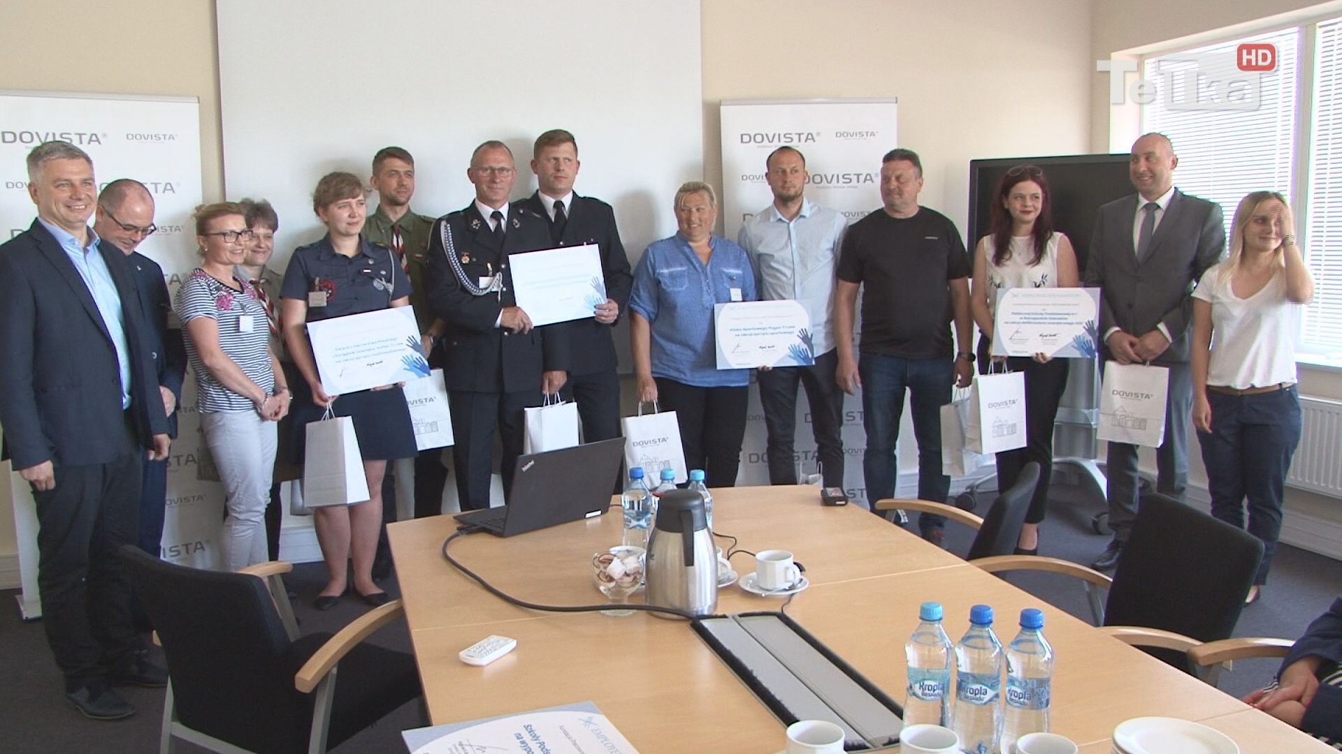 Pięć organizacji otrzymało granty od Fundacji Pracowniczej Grupy VKR Dovista