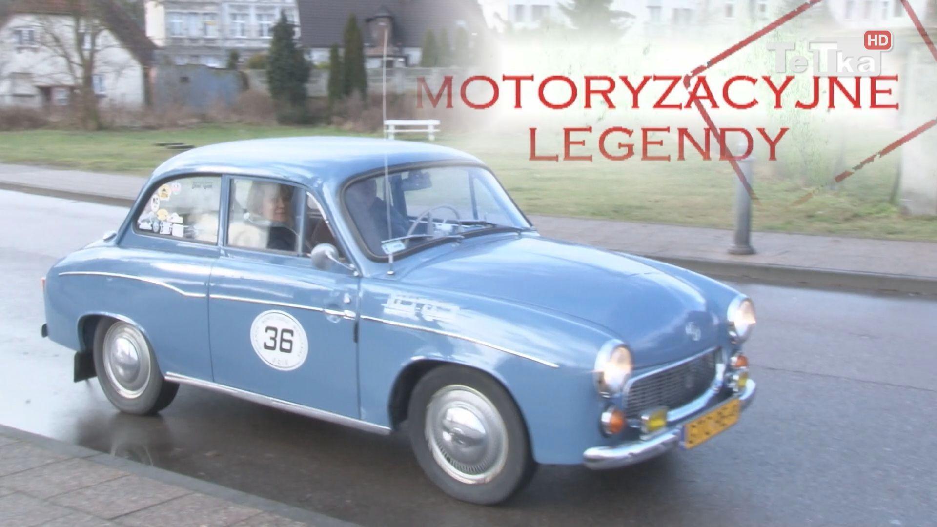 motoryzacyjne legendy