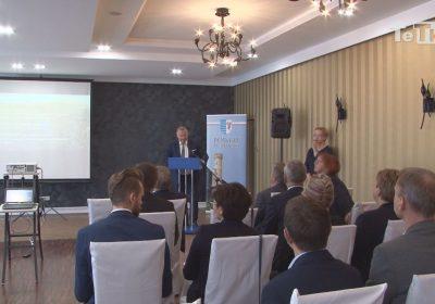 przedstawiciele powiatu wodzisławskiego wzięli udział w konferencji zorganizowanej przez starostwo powiatowe w Tczewie