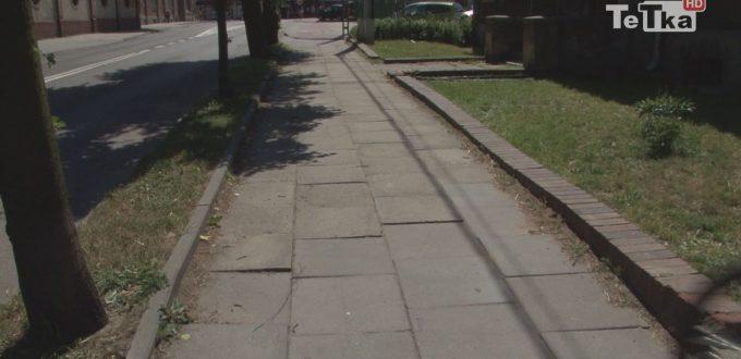 - ZUK ma kłopot z wyborem wykonawcy na remonty cząstkowe chodników miejskich
