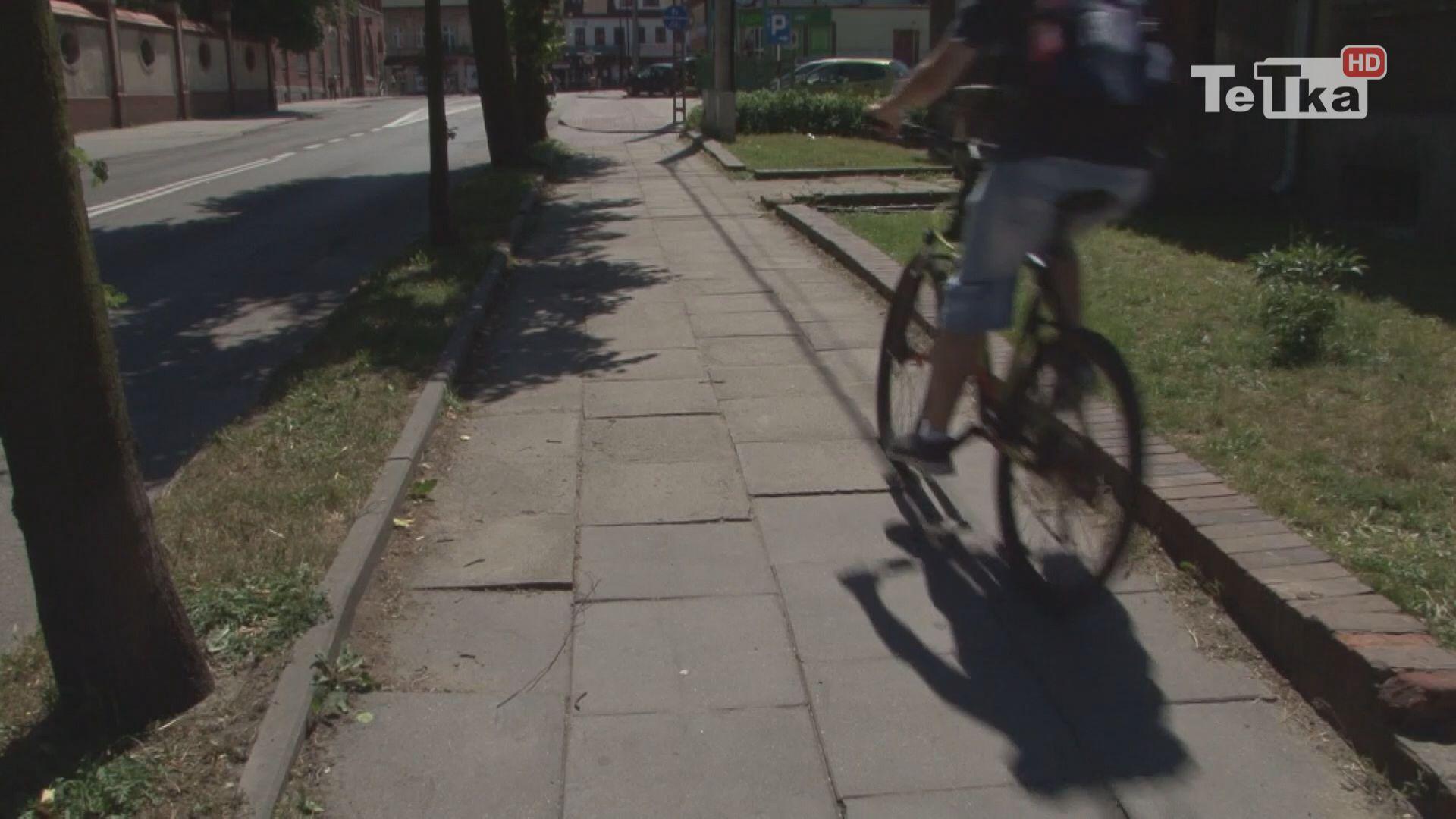 - firma Radex zajmie się remontami chodników miejskich