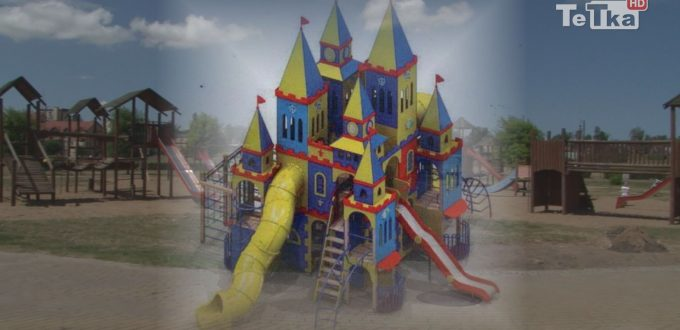 miasto wyda milion złotych na budowę zamku dla dzieci