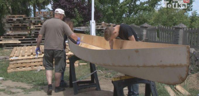 harcerze canoe