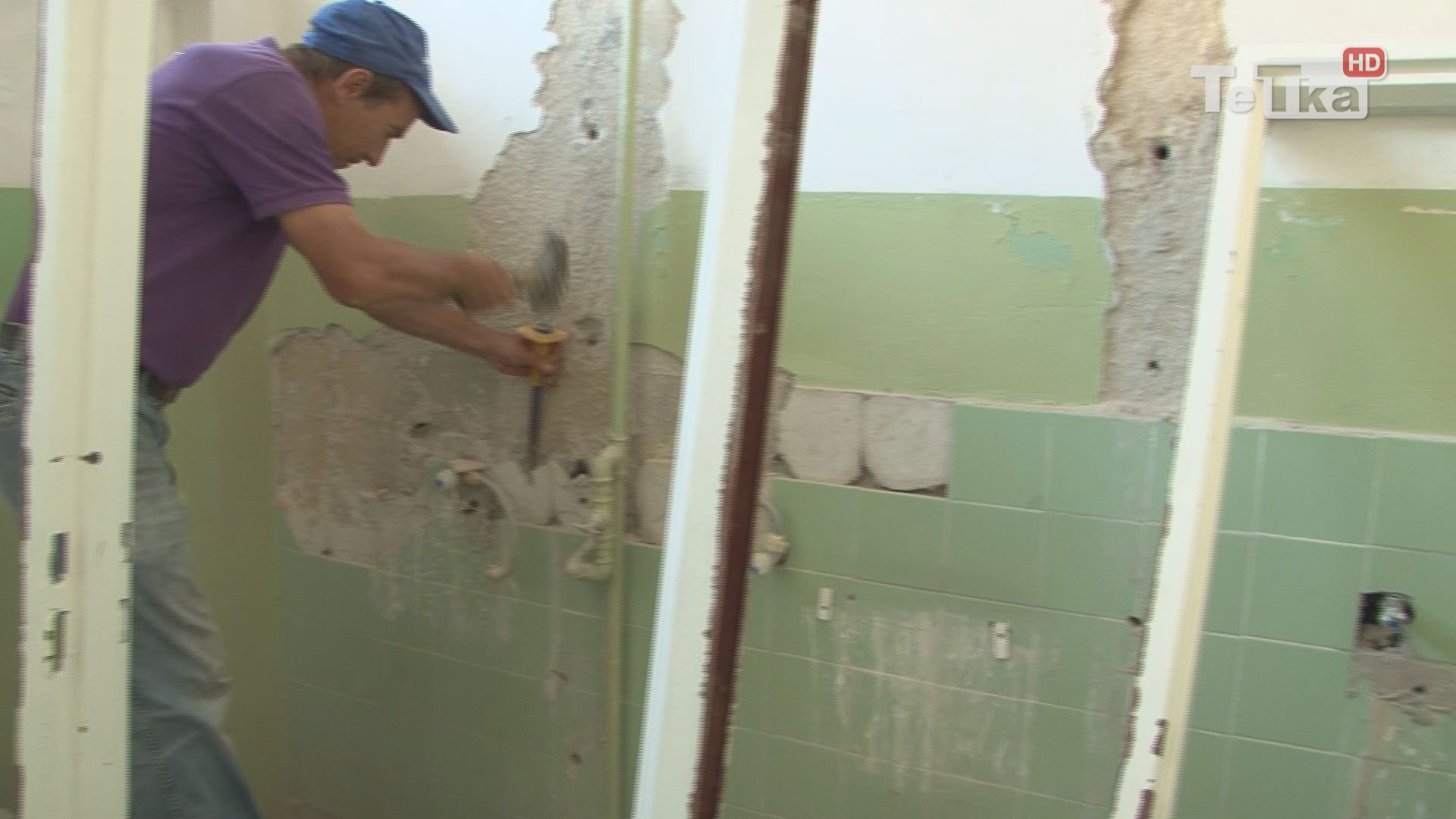 szkoła podstawowa nr 4 realizuje zaplanowane remonty letnie
