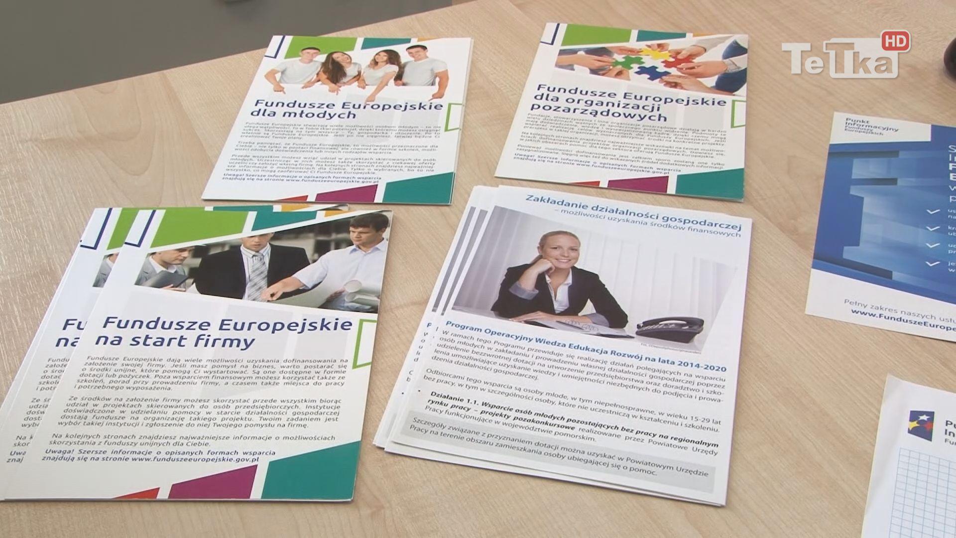 ze unijnych środków mogą skorzystać początkujący przedsiębiorcy