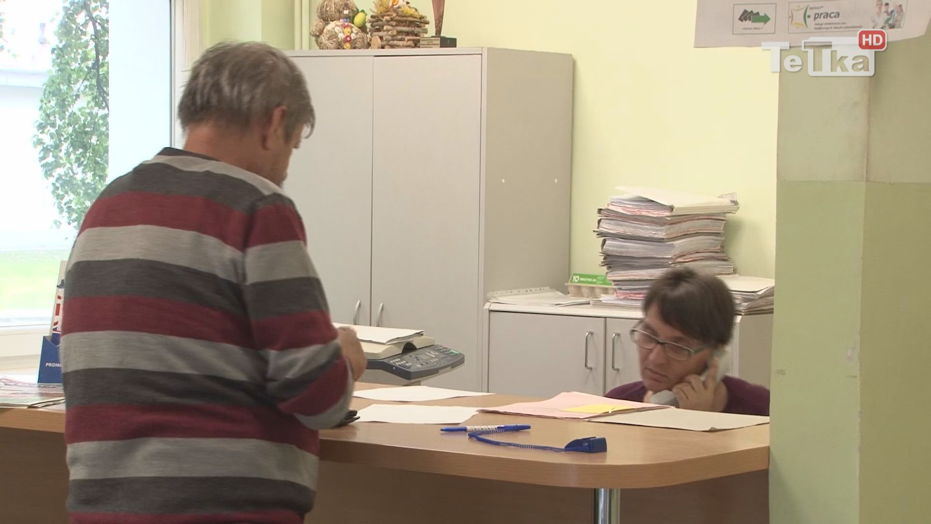 powiatowy urząd pracy informuje o niskiej stopie bezrobocia