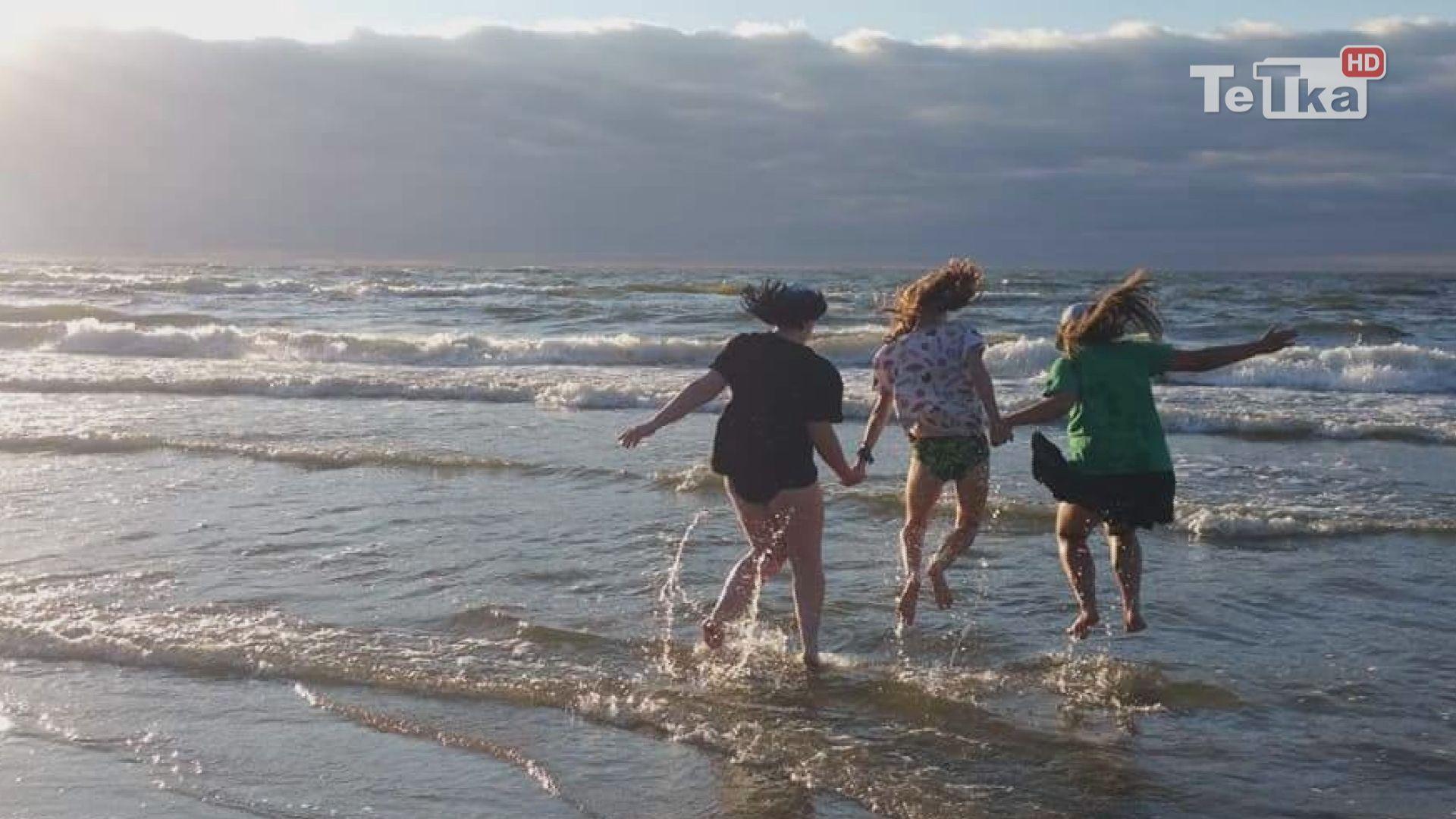 dzieci z Oazy intensywnie spędzają czas na letnim wypoczynku
