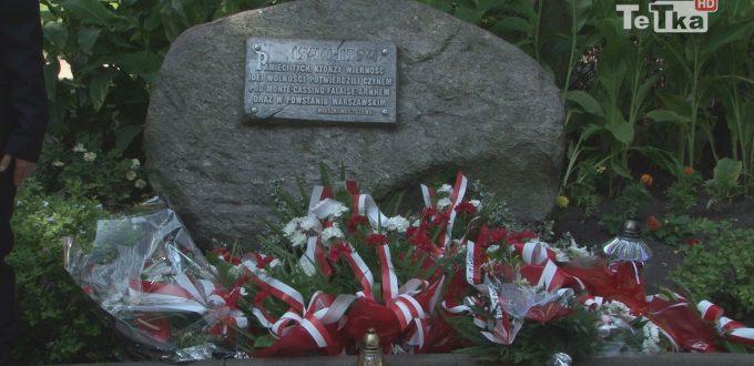 W Tczewie odbyły się uroczystości związane z 74. rocznica Powstania Warszawskiego