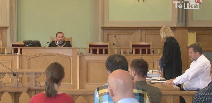 Trwa proces prezydenta Tczewa