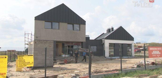 Przedlużą się prace przy budowie świetlicy na Górkach