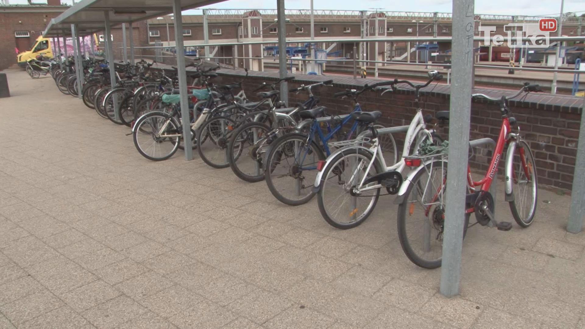 już wkrótce rowerzyści będą mogli skorzystać z nowych wiat rowerowych