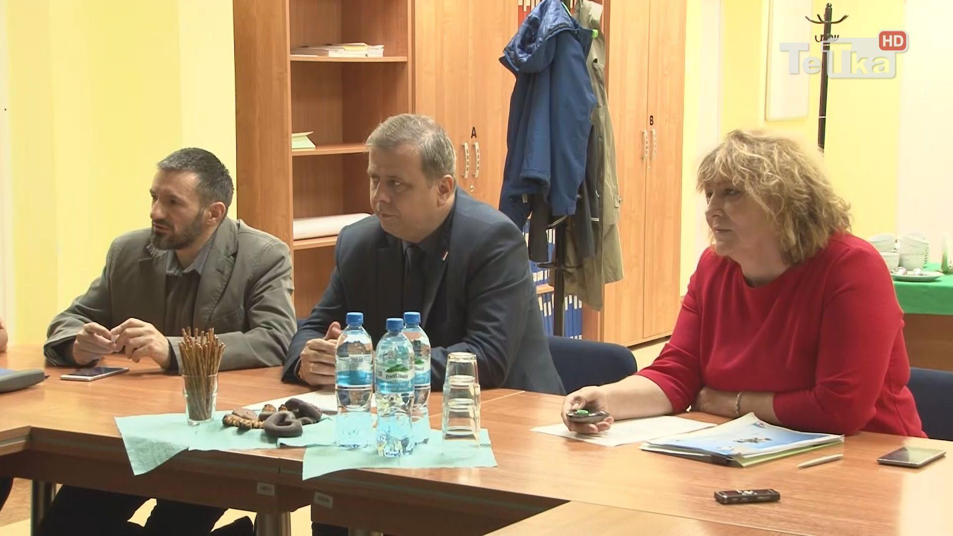 we wrześniu odbyło się spotkanie Powiatowej Rady Rynku Pracy