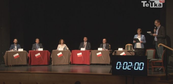 Debata kandydatów na prezydenta