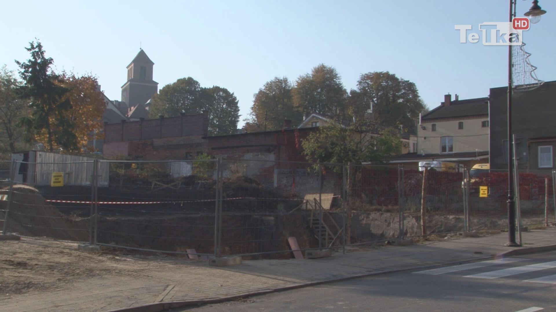 na ulicy Sambora TTBS buduje kamienicę i dwa bloki na Prostej