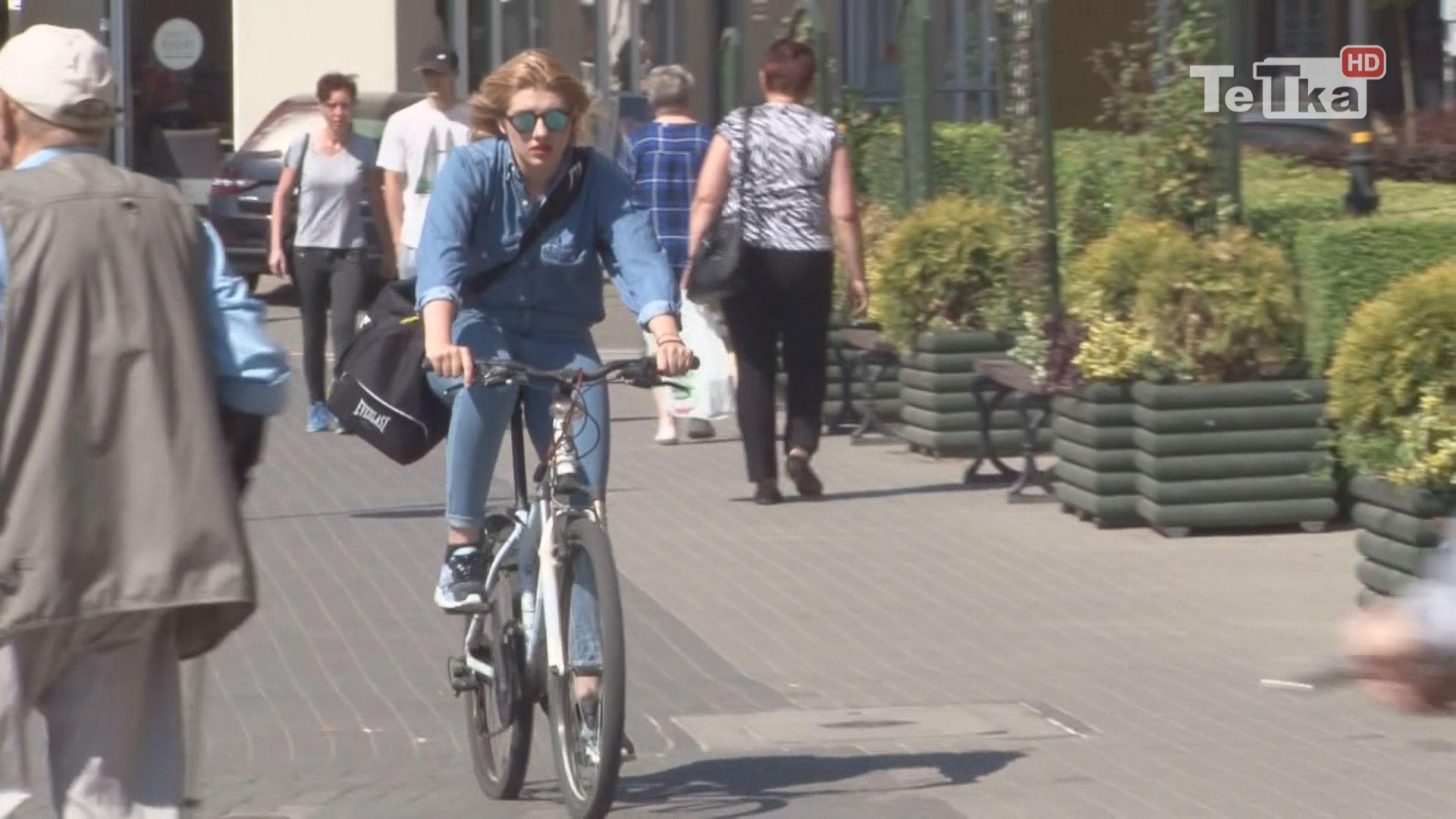 Koniec rywalizacji rowerowej