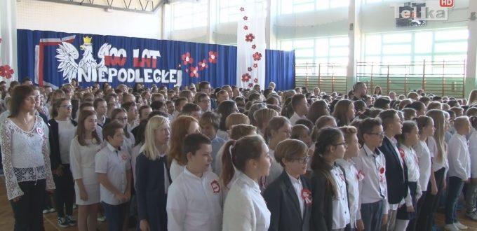 uczniowie szkoły podstawowej nr 12 zostali docenieni przez jury ogólnopolskiego konkursu