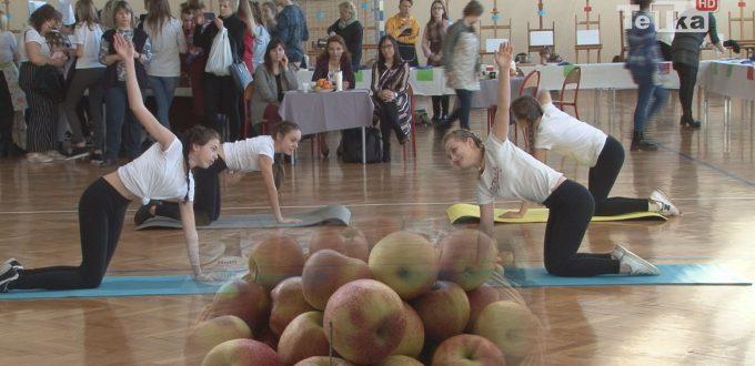 W szkole podstawowej nr 12 odbył się Festiwal Zdrowia.