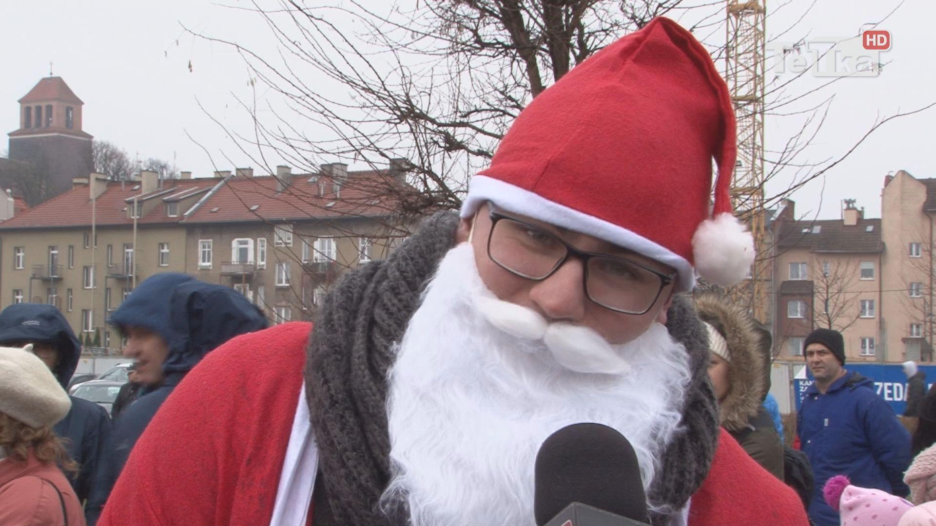 Mikołaj nie zapomniał o tczewskich dzieciach i przybył na zamek na Bulwarze Nadwiślańskim