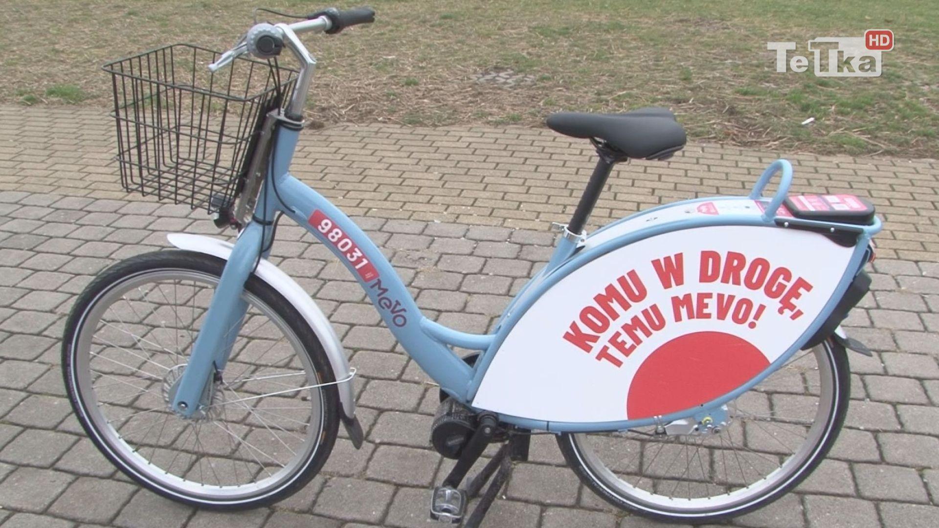 rower miejski Mevo