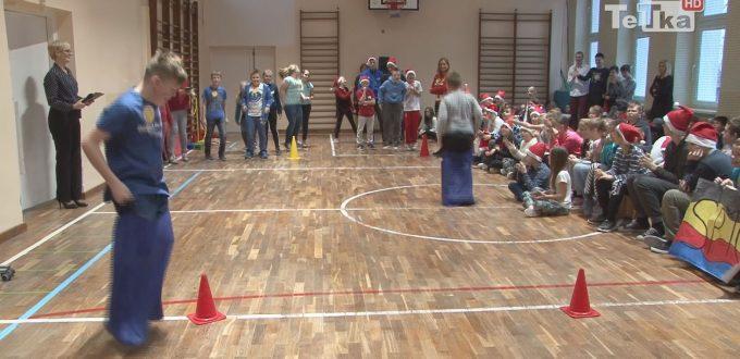 mikołajkowy turniej klas integracyjnych