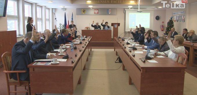 sesja budżetowa powiatu