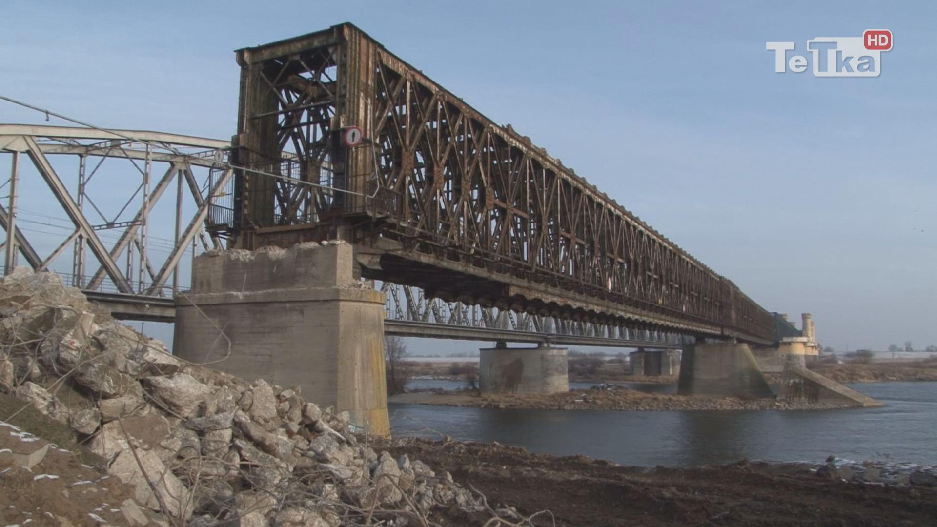 most bez przęsła