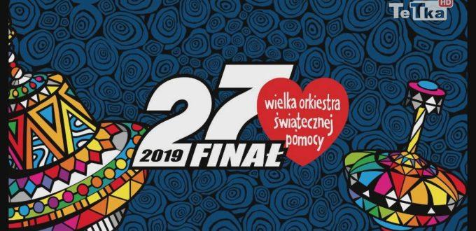 Finał 27 Wielkiej Orkiestry Świątecznej Pomocy też w Tczewie