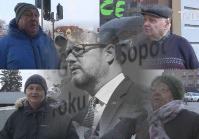 Mieszkańcy Tczewa dzielą się swoimi przemyśleniami i uczuciami po śmierci prezydenta Gdańska.