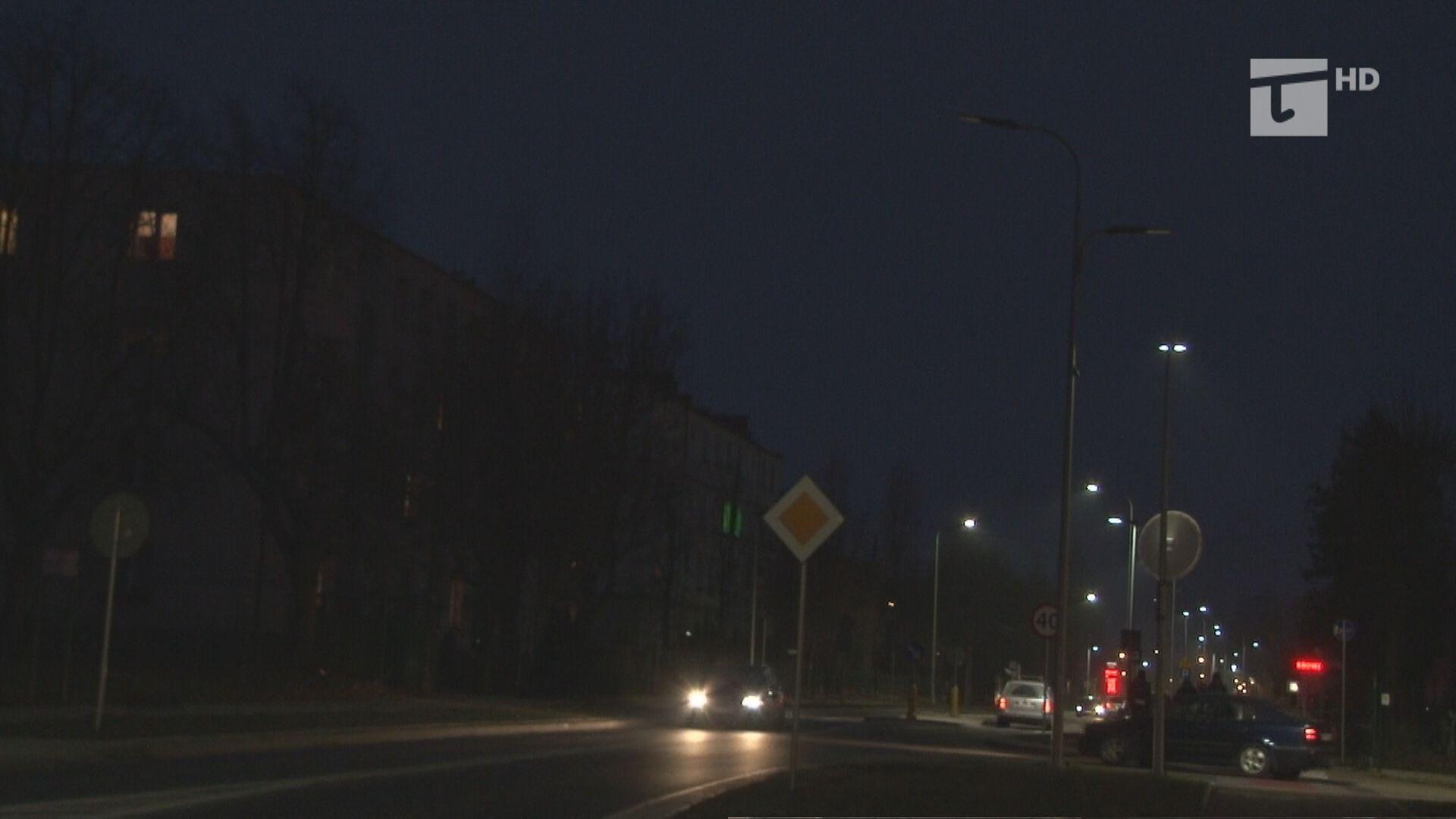 Egipskie ciemności na Gdańskiej