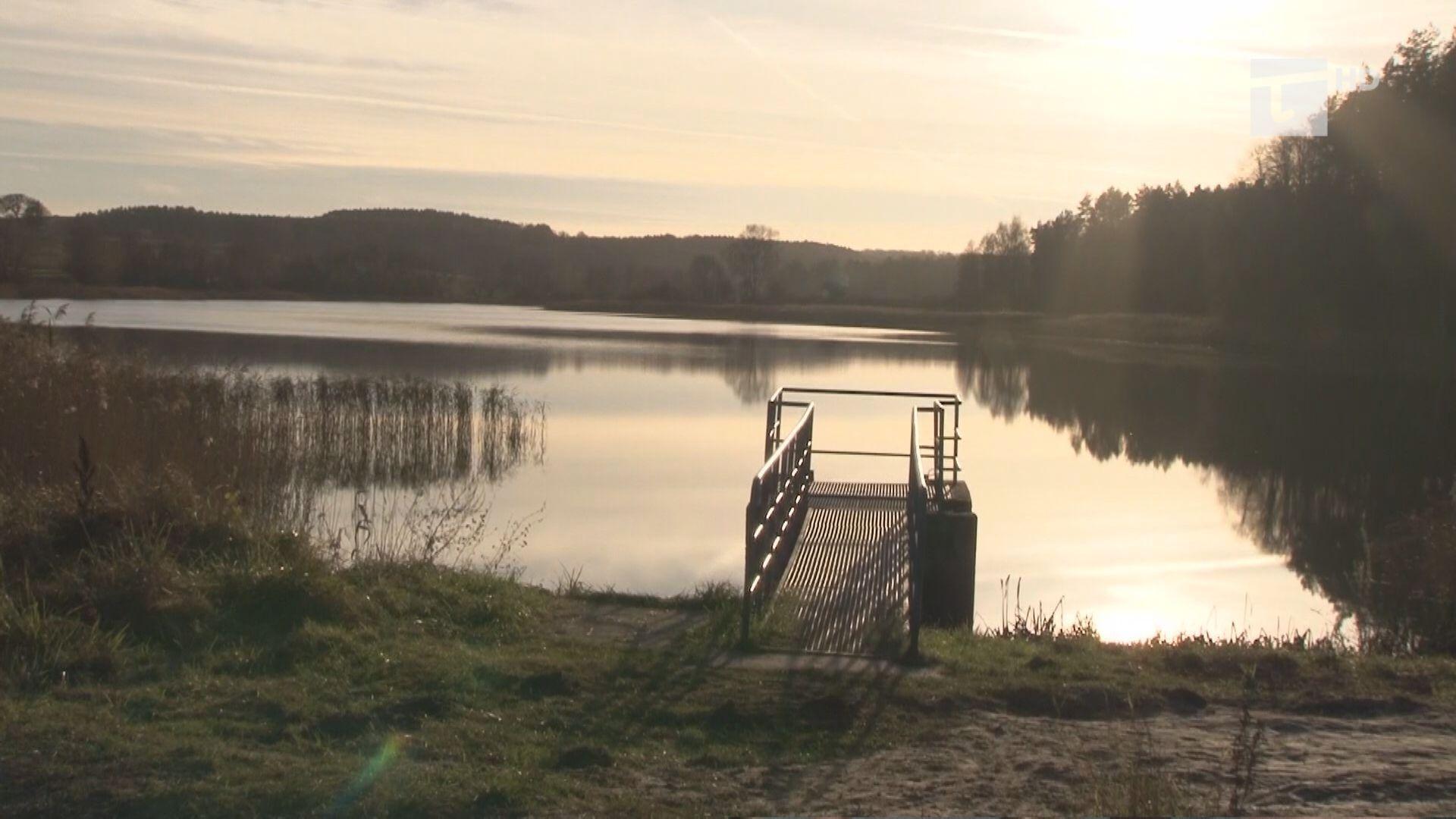 kąpielisko w pobliżu Tczewa