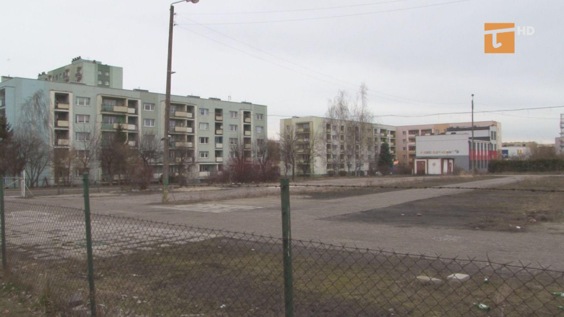 spółdzielnia mieszkaniowa ma przygotowany już projekt na budowę trzech bloków mieszkalnych