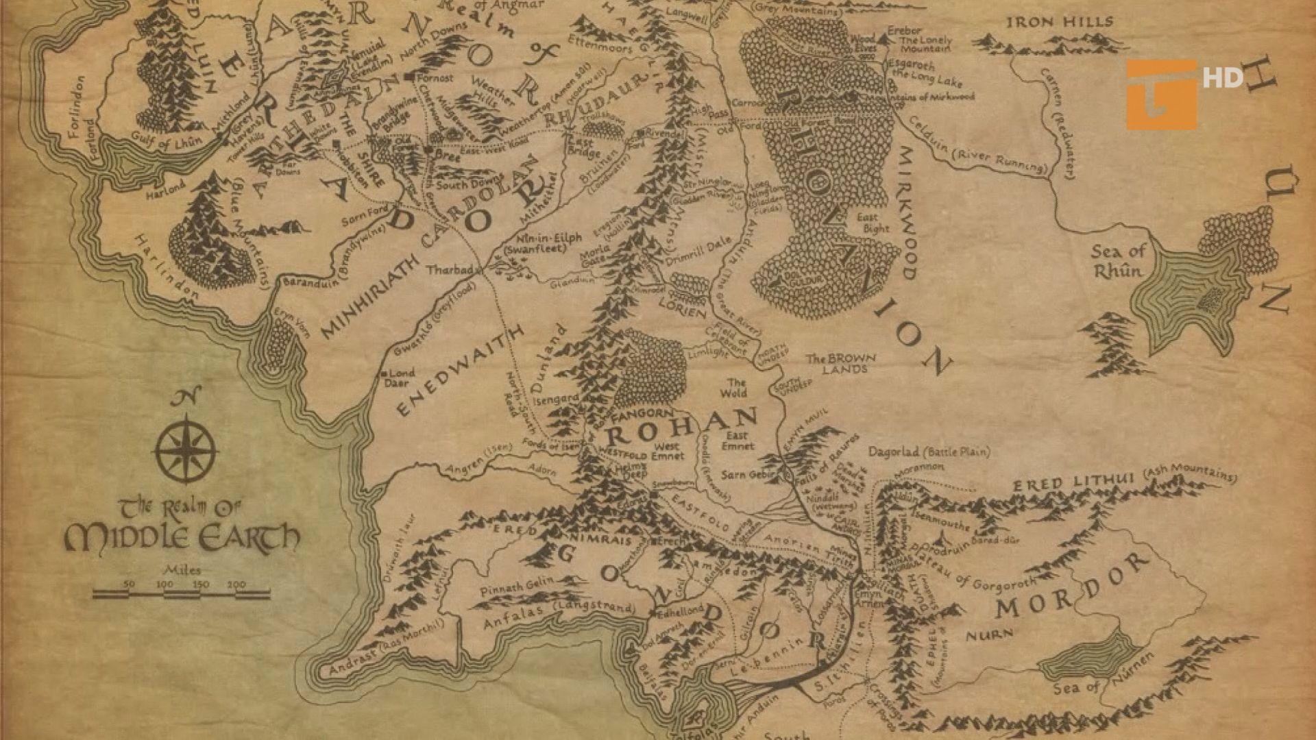 Z Tczewa do Śródziemia Tolkiena