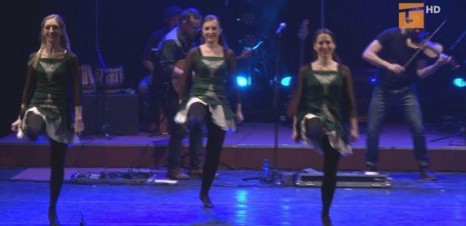 Folkowa i taneczna uczta w CKiS