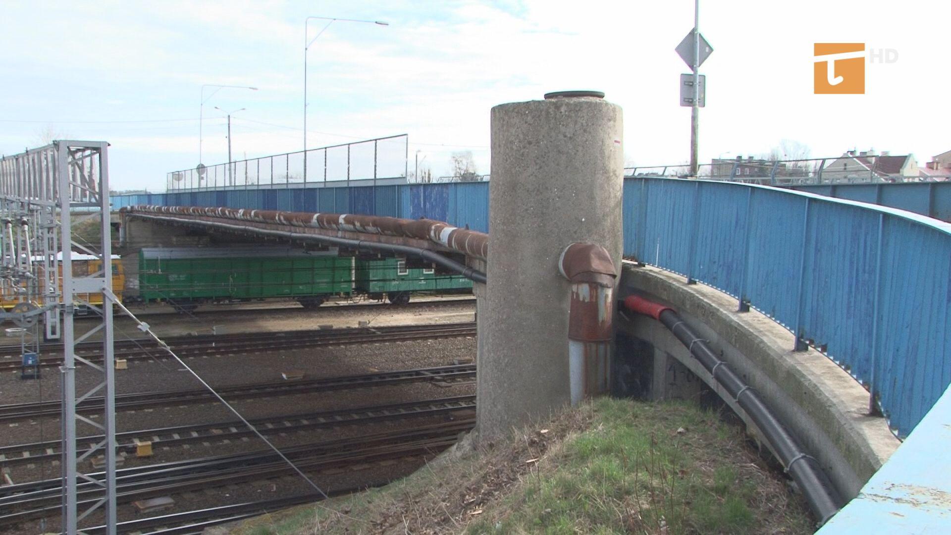Wiadukt na Mostowej do wymiany