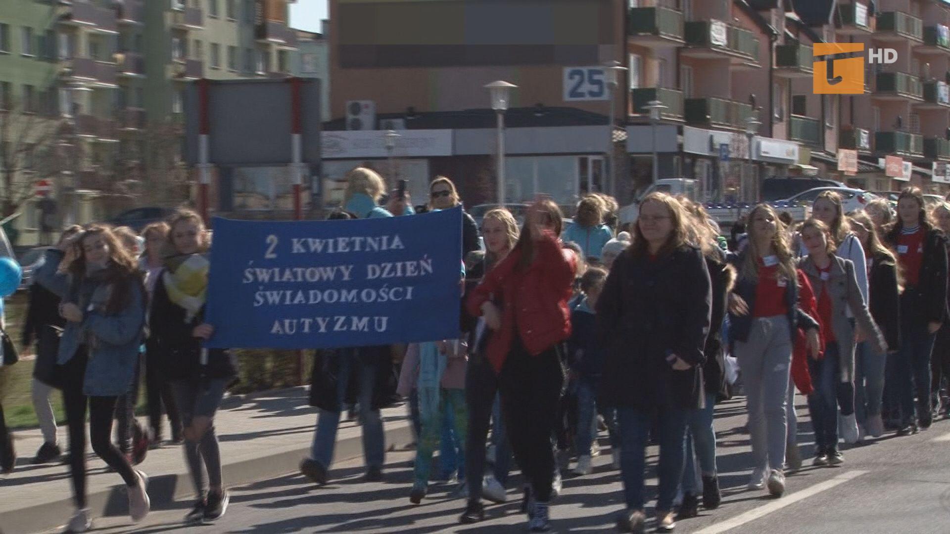 Niebieski marsz i festyn dla autyzmu
