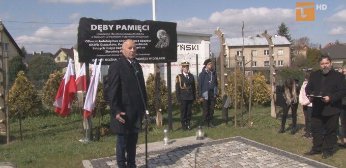 Tczewianie pamiętali o Ofiarach Zbrodni Katyńskiej