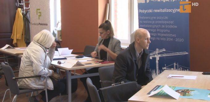 Przedstawiciele tczewskich wspólnot mieszkaniowych i przedsiębiorcy mogli skorzystać z konsultacji społecznych