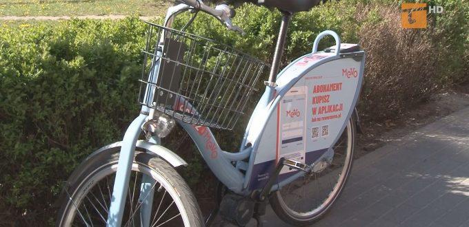 Więcej rowerów Mevo już w maju