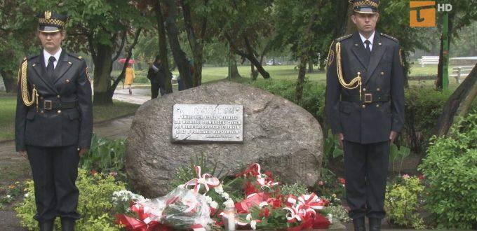 Tczewianie uczcili bohaterów bitwy pod Monte Cassino