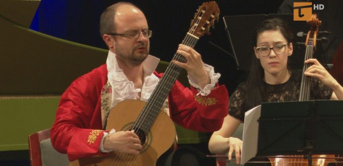gitara barok