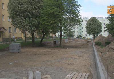 Po kilkunastu latach spółdzielnia mieszkaniowa przystąpiła do budowy parkingu osiedlowego