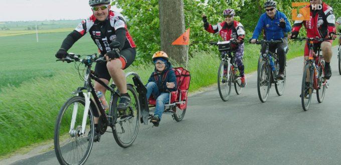 W weekend odbył się dziewiętnasty Rowerowy Rajd Gwiaździsty
