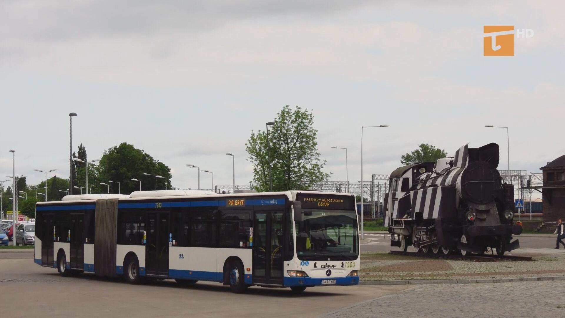 gryf autobusy
