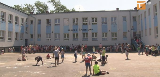 - byliśmy na festynie integracyjnym w szkole podstawowej nr 2, nad którym patronat objął prezydent Tczewa
