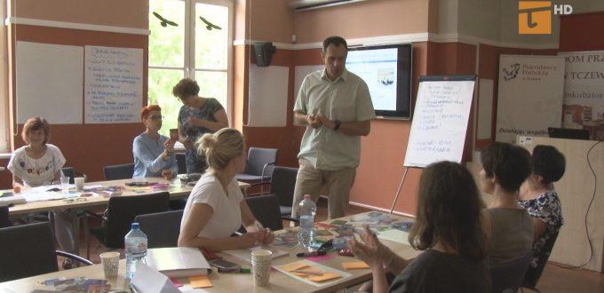 Nauczyciele szkół ponadpodstawowych wzięli udział w szkoleniach - na liderów promujących wśród społeczności szkolnej - zdrowy styl życia
