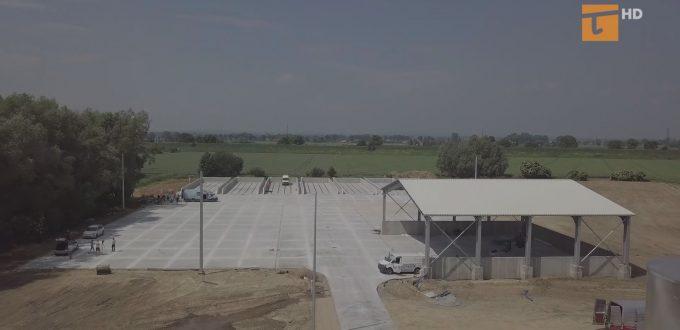 Zakład Wodociągów i Kanalizacji kończy prace związane z budową kompostowni