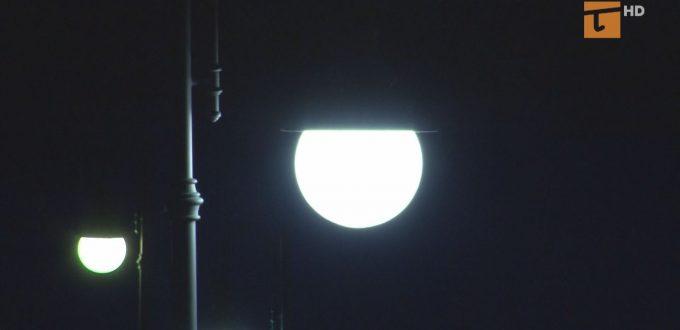 Miasto zainwestowało w wymianę oświetlenia na bulwarze nadwiślańskim